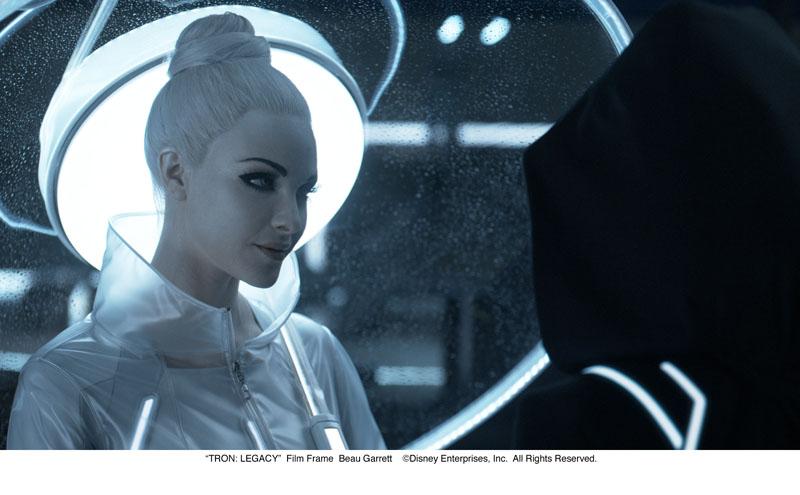 siren in tron legacy - photo #13