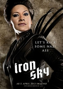 Iron Sky Poster Vivian